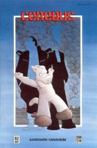 0092 16 198x300 Cerebus [UNKNOWN] V1