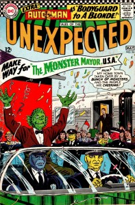 0094 86 197x300 Tales Of The Unexpected [DC] V1
