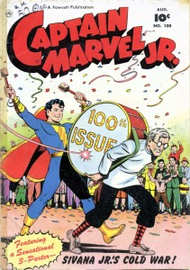 0100 25 211x300 Captain Marvel Jr [Fawcett] V1