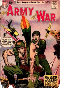 0101 62 206x300 Our Army At War [DC] V1