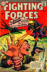 0101 64 197x300 Our Fighting Forces [DC] V1