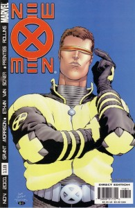 0118 40 195x300 New X Men [Marvel] V1