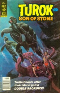 0121 75 194x300 Turok  Son Of Stone [Gold Key] V1