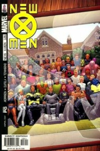 0126 45 199x300 New X Men [Marvel] V1