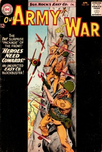 0129 41 202x300 Our Army At War [DC] V1