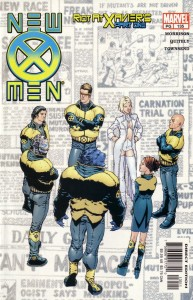 0135 35 193x300 New X Men [Marvel] V1