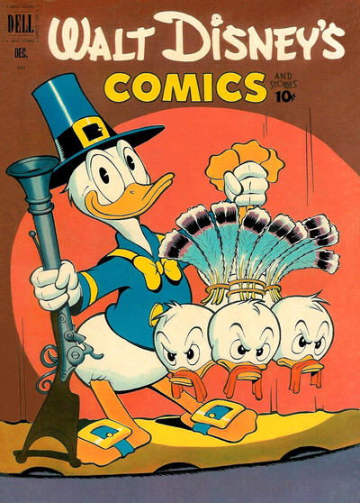 Walt Disney's Comics and Stories 0135