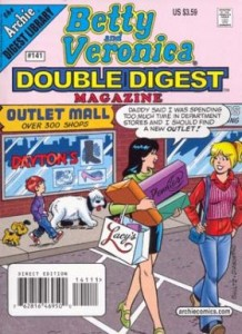 0141 8 218x300 Betty And Veronica  Double Digest [Archie] V1