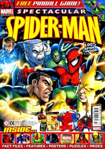 0147 40 212x300 Spectacular Spider Man [Marvel UK] V1