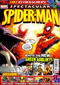 0148 40 212x300 Spectacular Spider Man [Marvel UK] V1