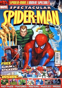 0150 40 212x300 Spectacular Spider Man [Marvel UK] V1