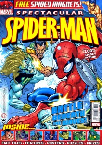 0152 41 212x300 Spectacular Spider Man [Marvel UK] V1