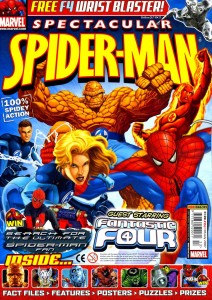 0153 41 212x300 Spectacular Spider Man [Marvel UK] V1