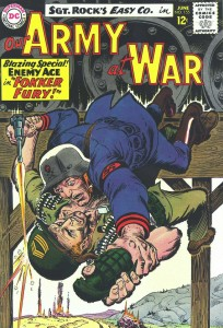 0155 34 204x300 Our Army At War [DC] V1