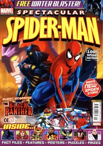 0155 41 212x300 Spectacular Spider Man [Marvel UK] V1