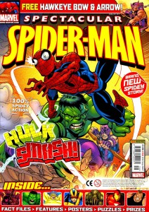 0156 34 212x300 Spectacular Spider Man [Marvel UK] V1