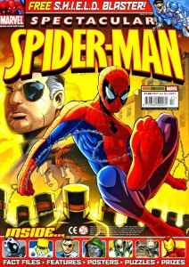 0157 33 212x300 Spectacular Spider Man [Marvel UK] V1