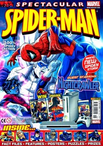 0158 34 212x300 Spectacular Spider Man [Marvel UK] V1