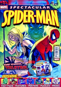 0159 31 212x300 Spectacular Spider Man [Marvel UK] V1