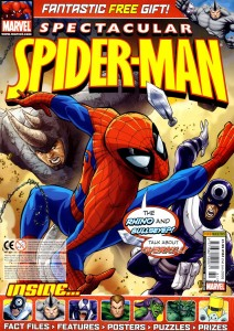 0161 32 212x300 Spectacular Spider Man [Marvel UK] V1