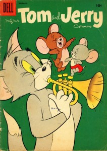 0161 44 212x300 Tom And Jerry Comics [Dell] V1