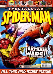 0163 37 213x300 Spectacular Spider Man [Marvel UK] V1
