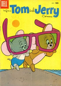 0168 38 213x300 Tom And Jerry Comics [Dell] V1
