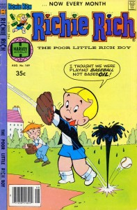 0169 28 197x300 Richie Rich  The Poor Little Rich Boy [Harvey] V1