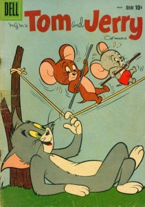 0178 40 211x300 Tom And Jerry Comics [Dell] V1