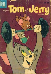 0183 37 208x300 Tom And Jerry Comics [Dell] V1
