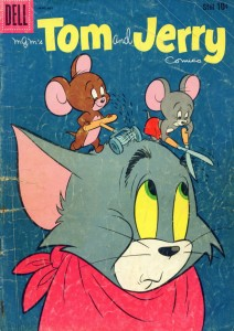 0186 34 212x300 Tom And Jerry Comics [Dell] V1