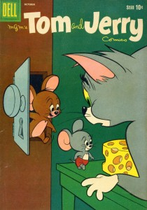 0195 33 210x300 Tom And Jerry Comics [Dell] V1