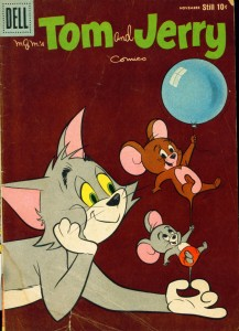 0196 32 217x300 Tom And Jerry Comics [Dell] V1