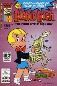 0249 21 199x300 Richie Rich  The Poor Little Rich Boy [Harvey] V1