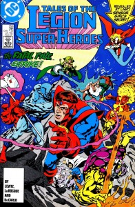 0350 16 196x300 Tales Of The Legion Of Super Heroes [DC] V1