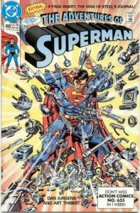 0468 2 197x300 Adventures Of Superman [DC] V1