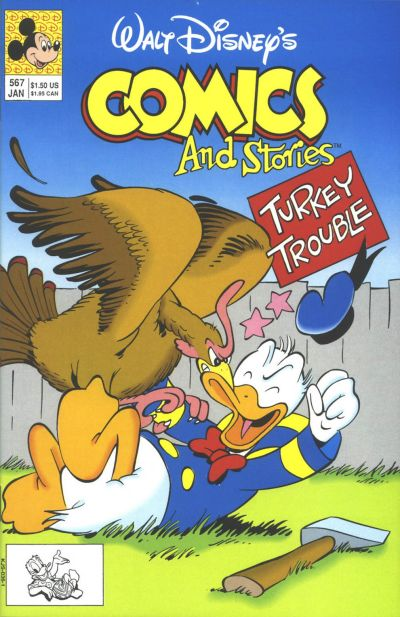 Walt Disney's Comics And Stories [Gemstone] V1 0567