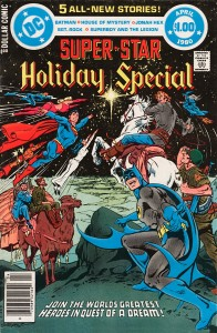 1980 196x300 Christmas Comic Book Covers