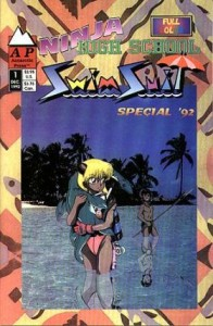 1992 196x300 Ninja High School  Swimsuit Special [Antarctic] V1