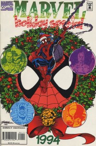 1994 198x300 Marvel Holiday Special