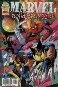 1996 200x300 Christmas Comic Book Covers