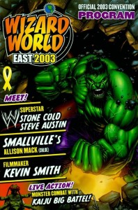 2003 8 198x300 Wizard World  East [Wizard] V1