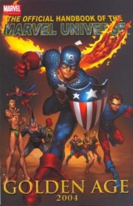 2004 4 193x300 Official Handbook Of The Marvel Universe  Golden Age Marvel [Marvel] V1