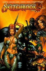 2004 6 196x300 Top Cow  Convention Sketchbook [Image Top Cow] OS1