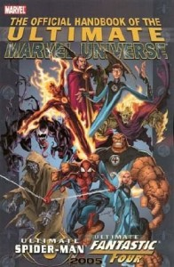 2005 11 196x300 Official Handbook Of The Marvel Universe  Ultimate Marvel Universe [Marvel] V1