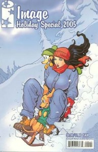 2005 8 194x300 Christmas Comic Book Covers
