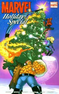 2005 9 189x300 Christmas Comic Book Covers