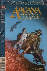 A0001 8 197x300 Arcana  The Books of Magic [DC Vertigo] OS1