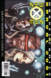 A2001 4 195x300 New X Men [Marvel] V1