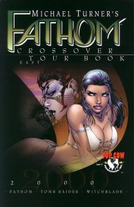 East 194x300 Fathom  Crossover Tour Book [Top Cow] OS1